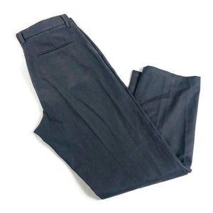 Dockers D2 Gray Straight Fit Pants Sz 34/32